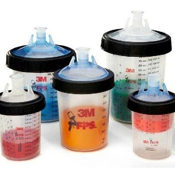3M16024 Large Kit 850ml 200 Micron (25x)