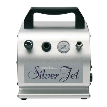 Is 50 Silver Jet Airbrush Compressor (De Plug)