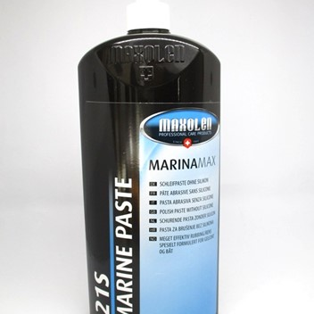 Marina MAX 21S Rubbing for gelcoat