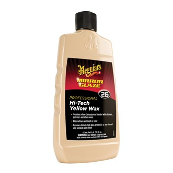 Meguiars Yellow Wax 0,5L